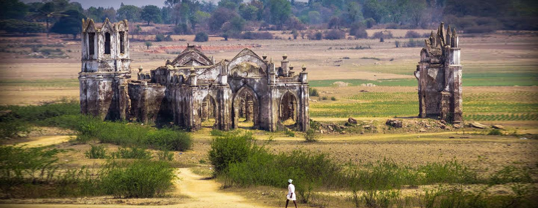 Ride through Carnatic Architecture