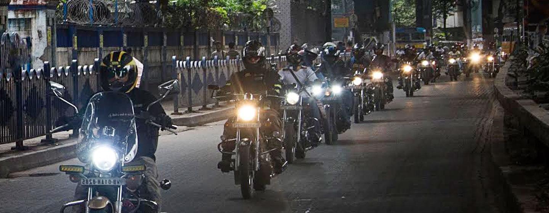 Monsoon training ride To Gadiyara