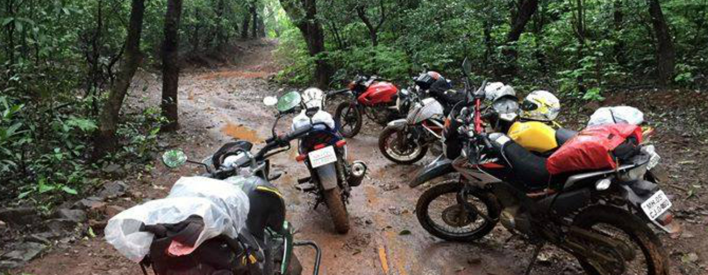 The Rajmachi Off Road Ride - 2016