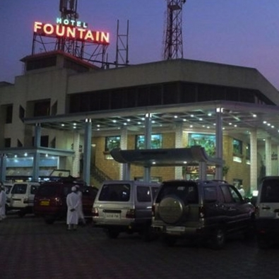 Fountain Hotel
