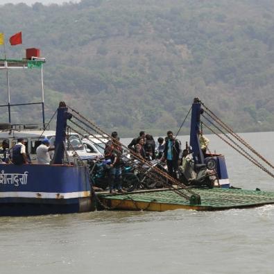 Bankot Ferry