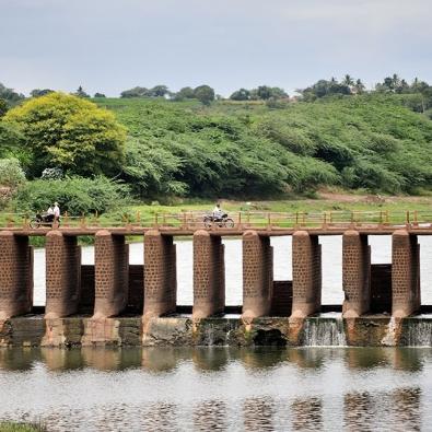 Palar River Bridge